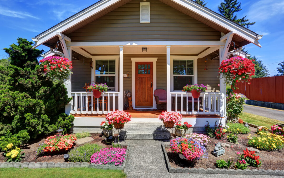 Add Curb Appeal for the Best Front Yard on the Block